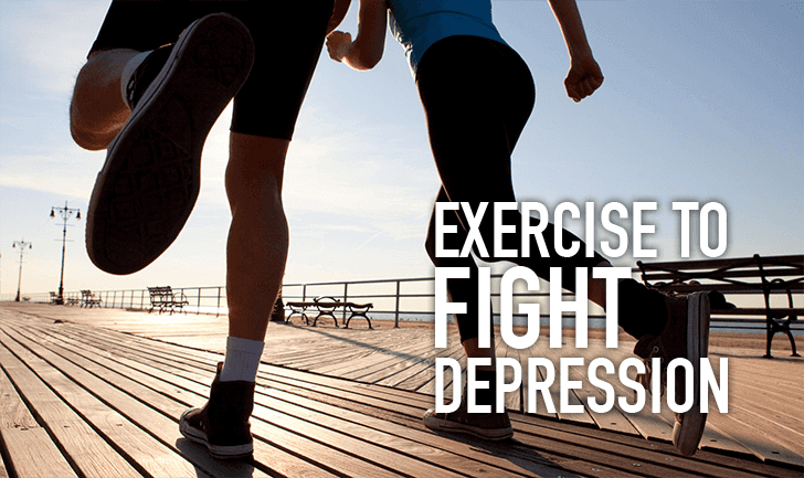 Exercise to Fight Depression